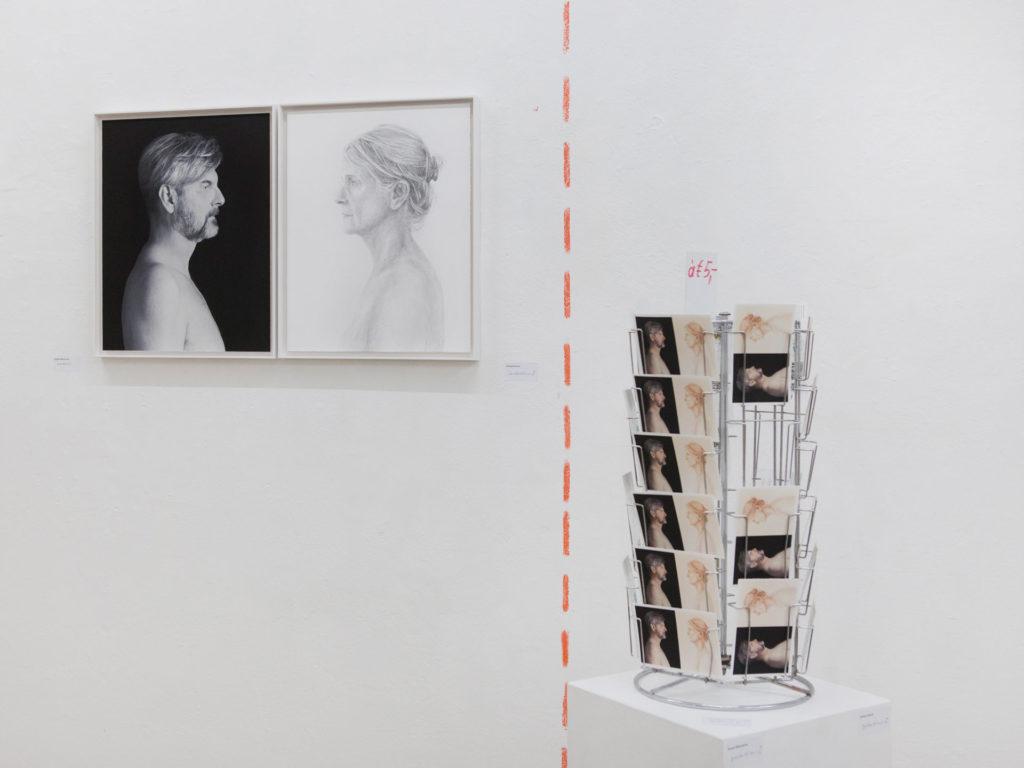 Ausstellung im gedächtnus Gemeinschaftsprojekt Billensteiner Renate und Gerhard Brandl