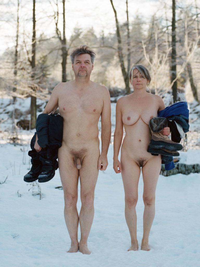 Serie open air Gemeinschaftsprojekt Gerhard Brandl und Renate Billensteiner
