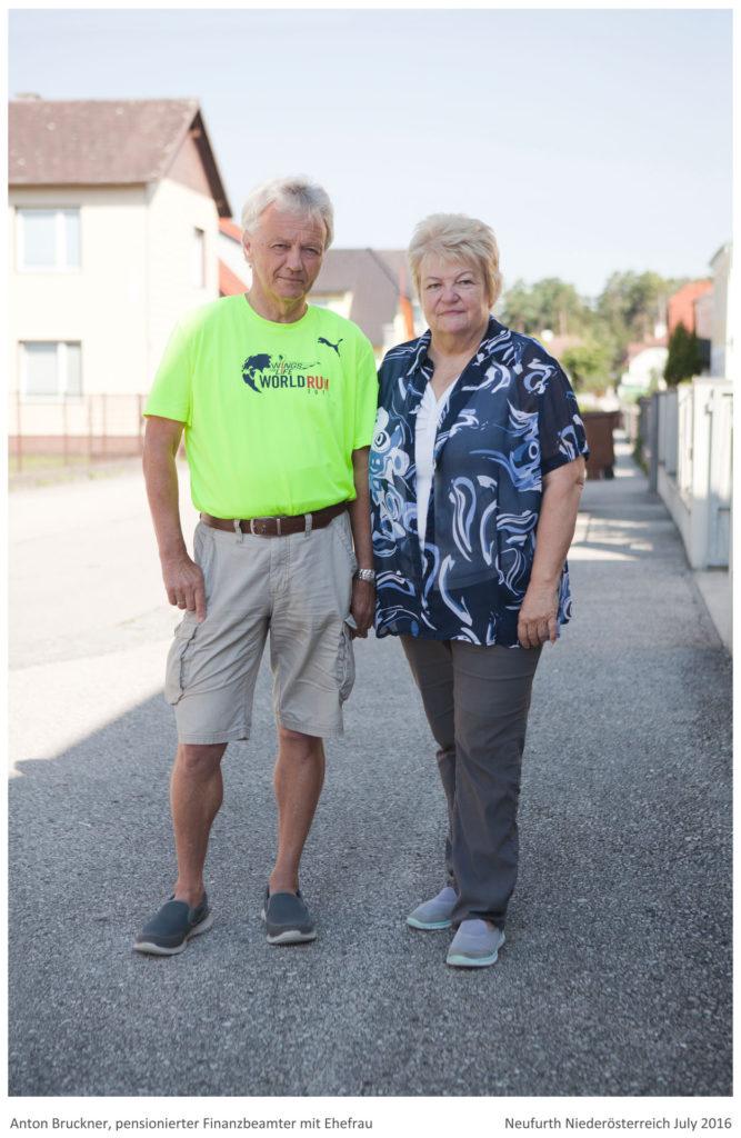 Bruckner Anton und seine Ehefrau Projekt von Renate Billensteiner Bild 03