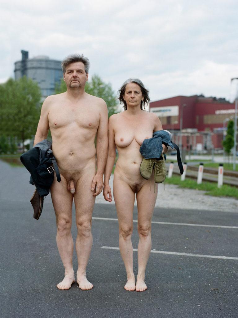 Serie open air Gemeinschaftsprojekt Gerhard Brandl und Renate Billensteiner Bild 1