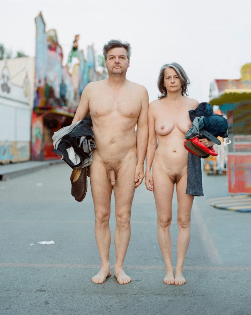 Serie open air Gemeinschaftsprojekt Gerhard Brandl und Renate Billensteiner Bild 03