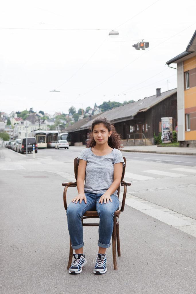 Serie fruchbarer Halbmond von Renate Billensteiner Bild 08