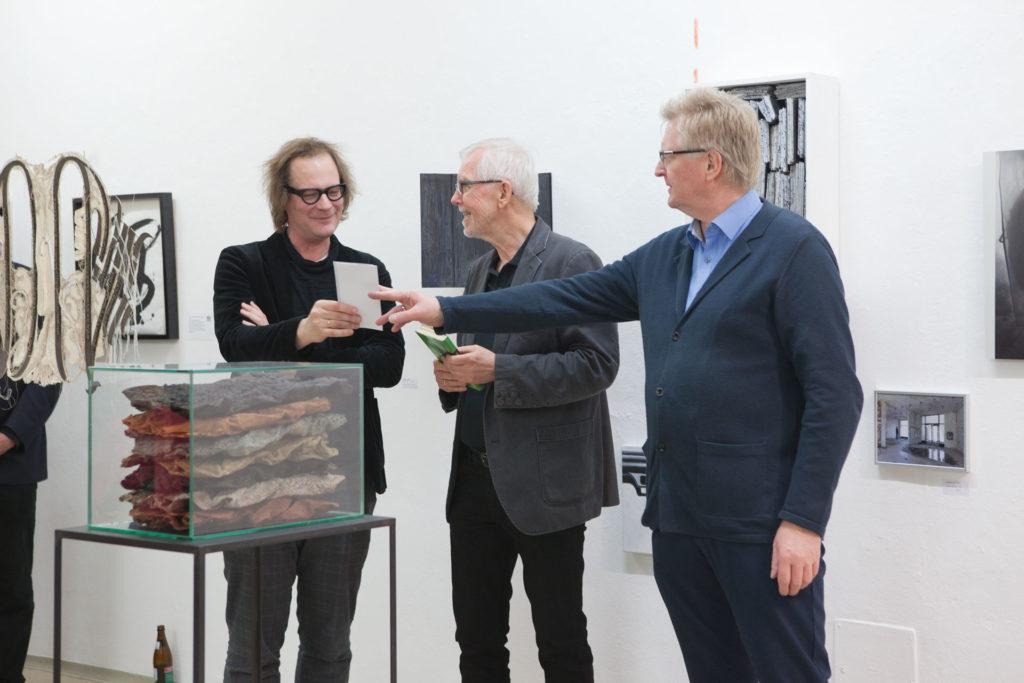 Ausstellung Maximilian aus dem gedachtnis Gemeinschaftsprojekt Gerhard Brandl und Renate Billensteiner 4