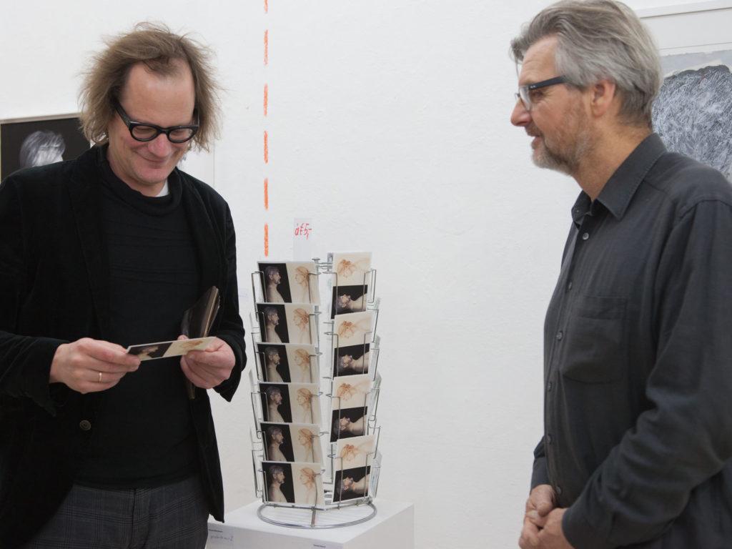 Ausstellung Maximilian aus dem gedachtnis Gemeinschaftsprojekt Gerhard Brandl und Renate Billensteiner