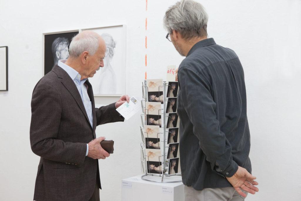Ausstellung Maximilian aus dem gedachtnis Gemeinschaftsprojekt Gerhard Brandl und Renate Billensteiner 1