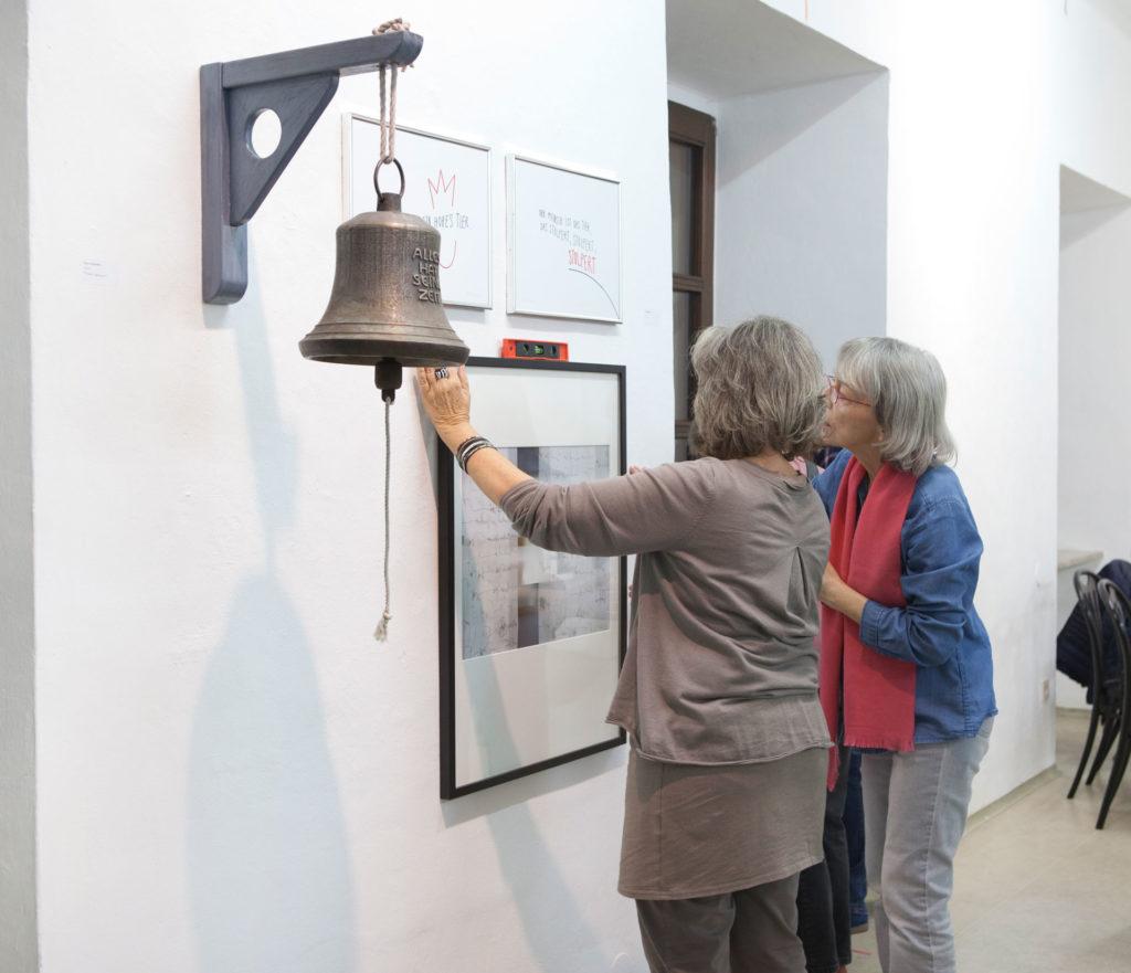 Ausstellung im gedächtnis Gemeinschaftsprojekt Gerhard Brandl und Renate Billensteiner 03