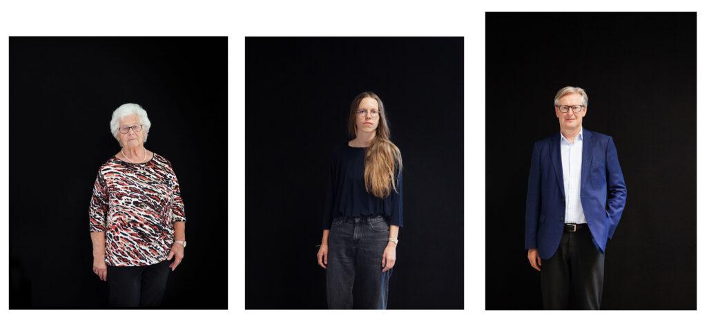 Kollaterale Wels temporäres Atelier Renate Billensteiner