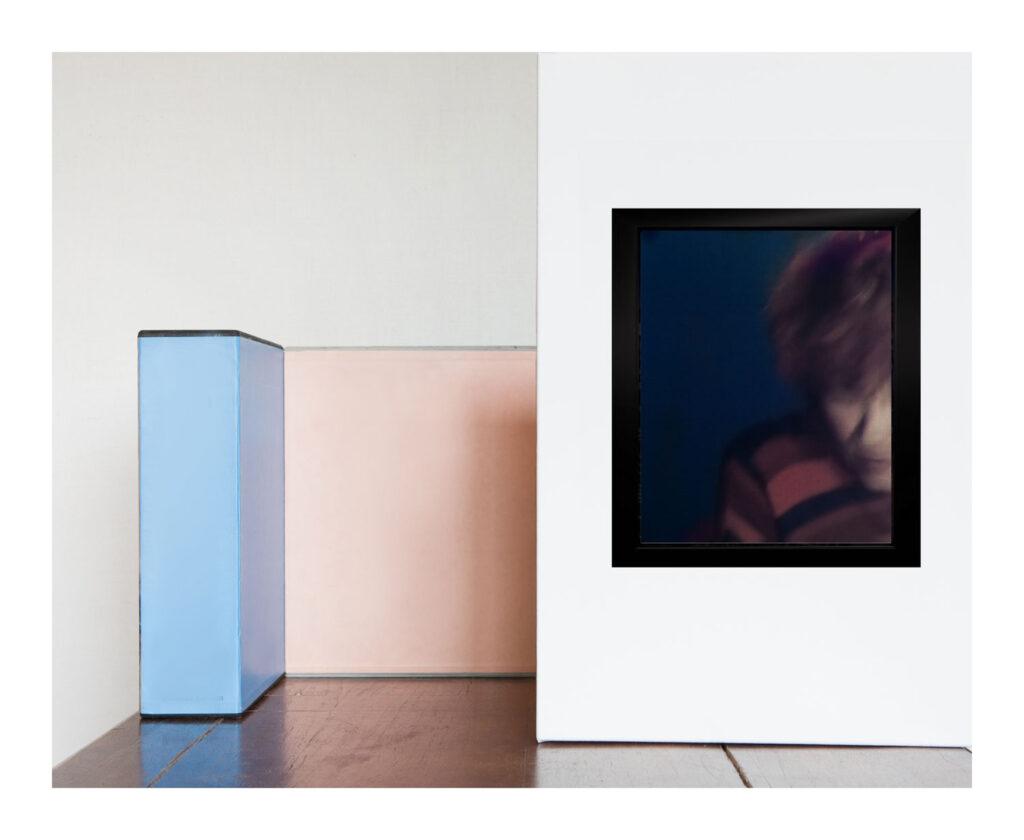 der Kunst ihren Raum Filmstill re use von Renate Billensteiner