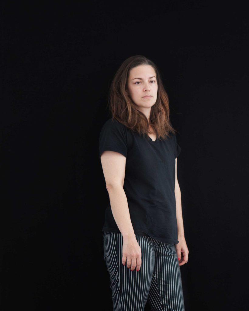 in der Zeit Portärt der Kolateralle Art 2020 Renate Billensteiner