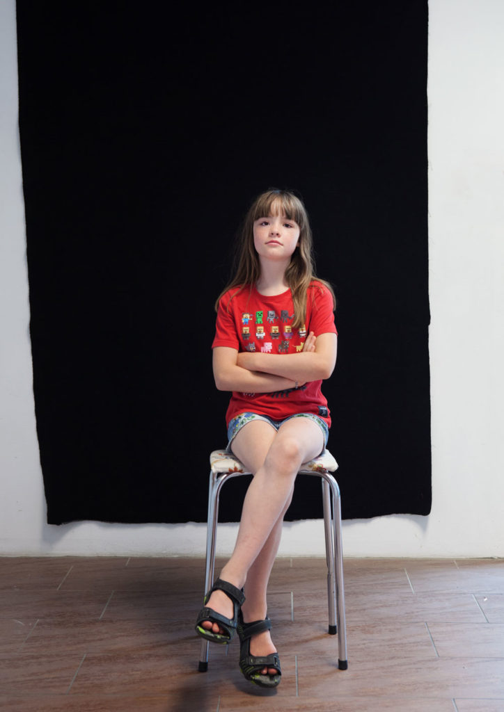 in der Zeit Portärt der Kolateralle Art 2020© Renate Billensteiner 13
